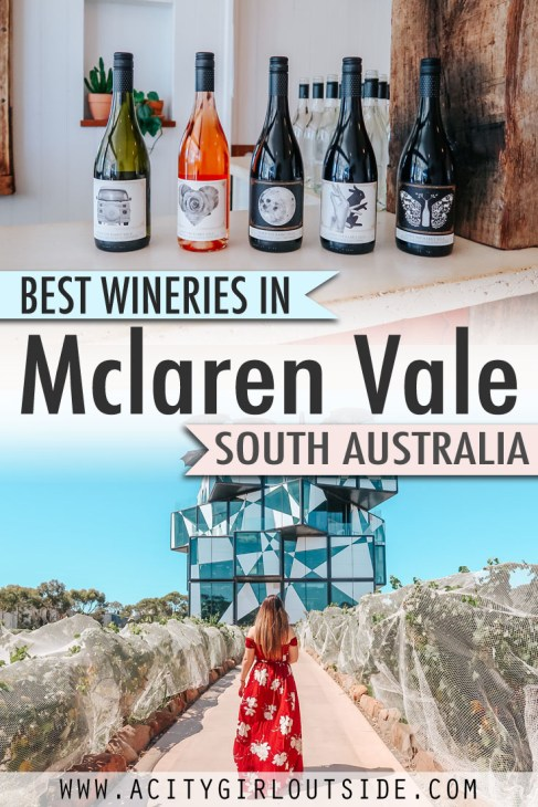 The best wineries in McLaren Vale you need to visit