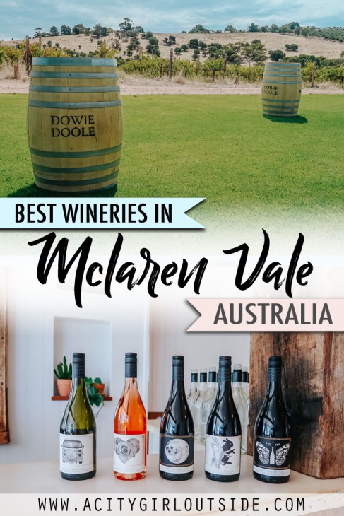 The Best Cellar Doors in Mclaren Vale South Australia
