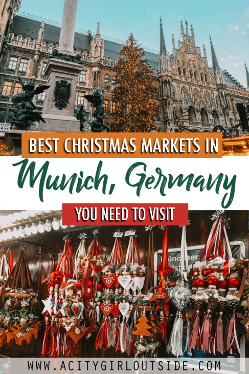 Best Christmas Markets In Munich, Germany You Need To Visit