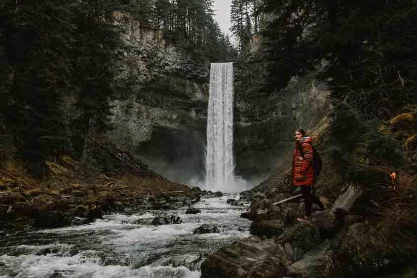 Brandywine Falls Whistler