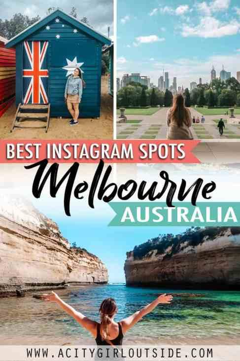 Best Melbourne Instagram Spots Australia