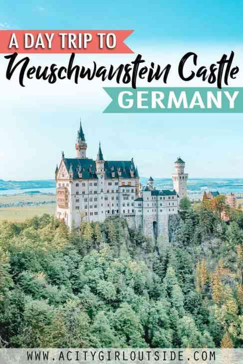 A day trip to Neuschwanstein Castle Germany