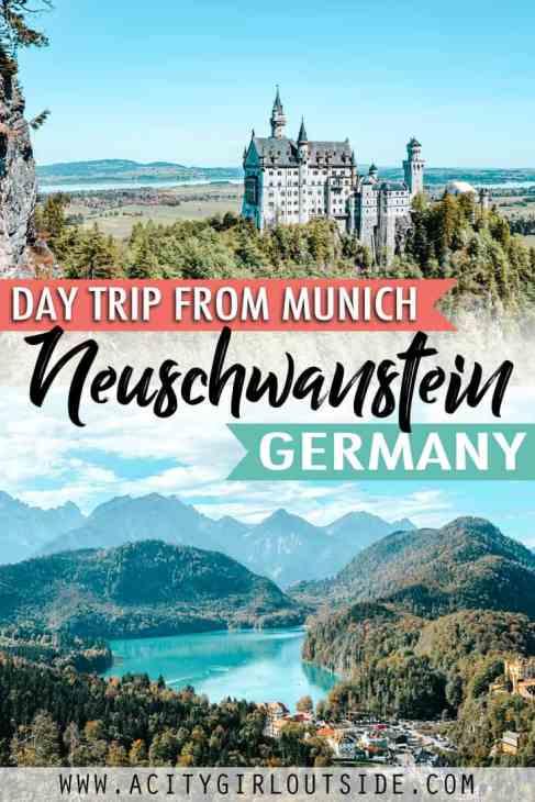 Day trip from Munich to Neuschwanstein Castle
