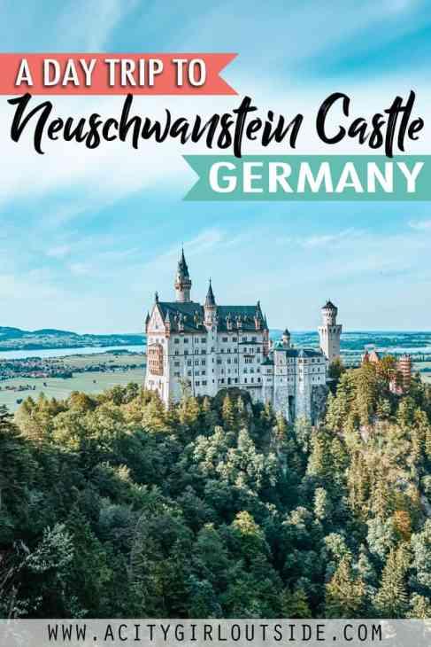 Visiting Neuschwanstein Castle from Munich
