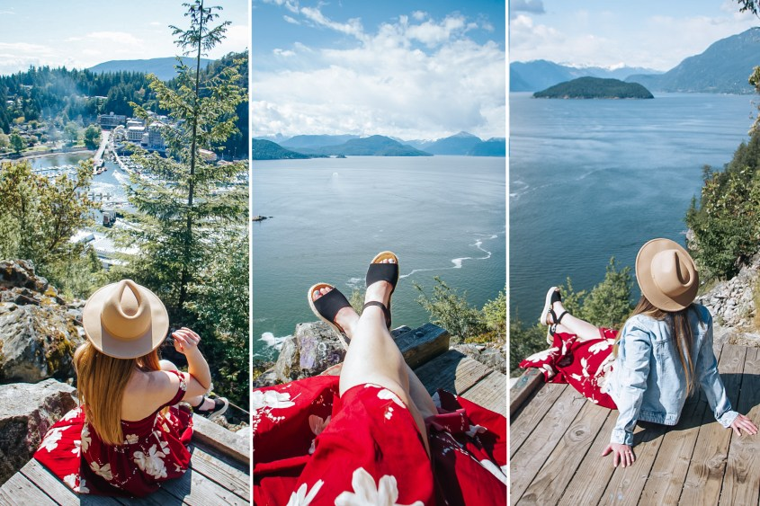 Horseshoe Bay Lookout – Where To Find The Sunset Platform
