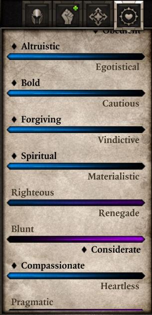 Like life, how you play in Divinity - and how you interact - affects your traits, and how things can turn out.