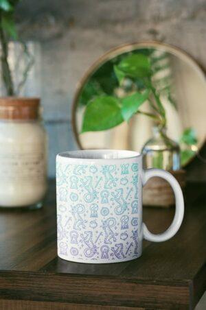 Ackerly Green Wonder Mug