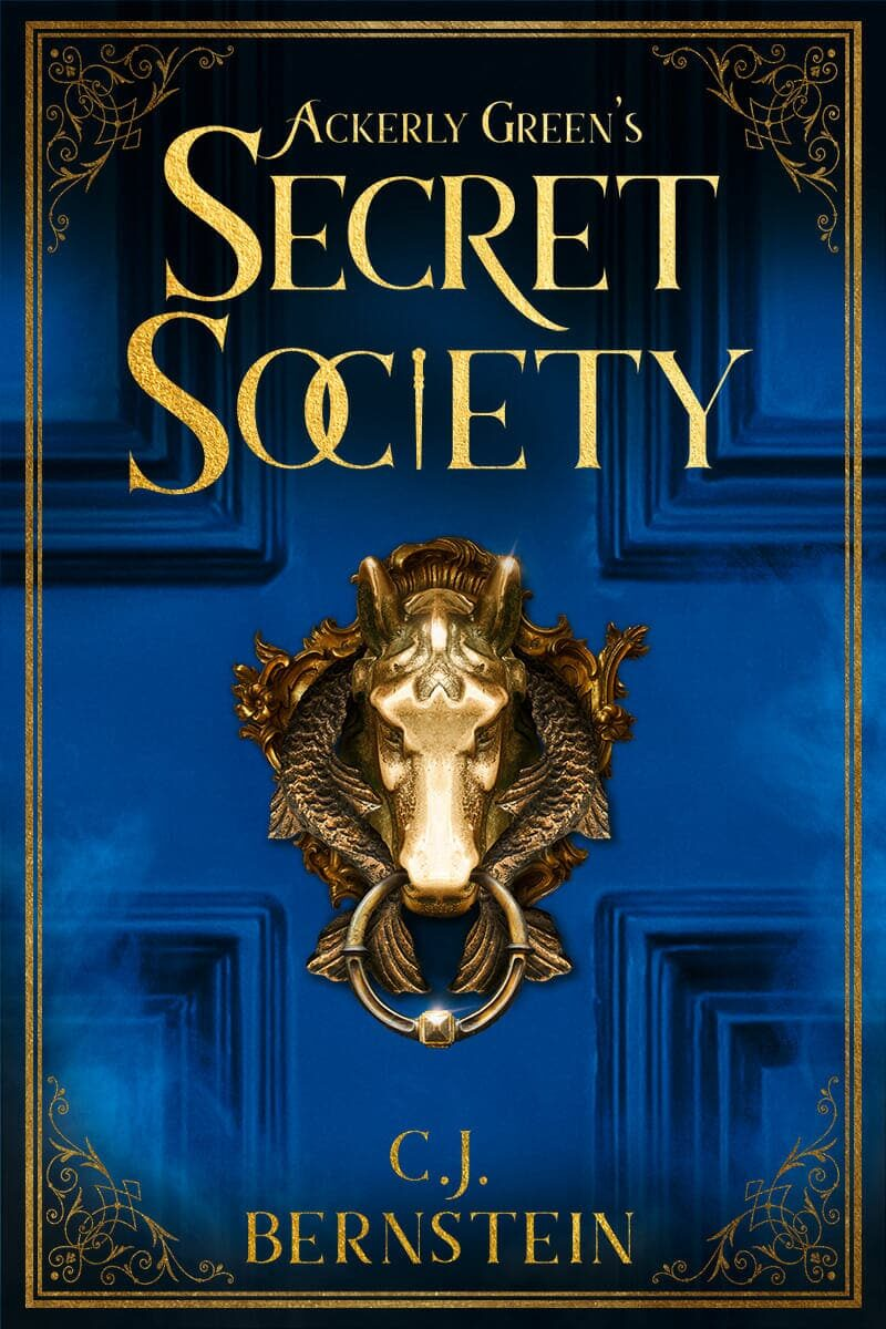 Tweaked - Ackerly Green's Secret Society-final