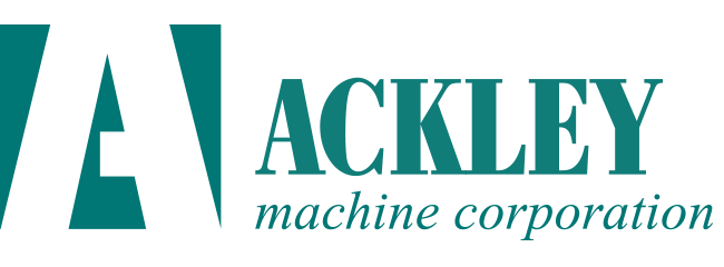 Ackley Machine Corporation Logo