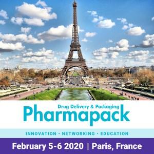 Ackley to Attend Pharmapack Europe Paris 2019