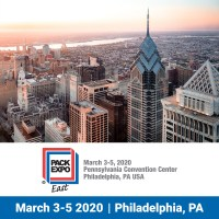 Ackley at Pack Expo 2020 in Philadelphia