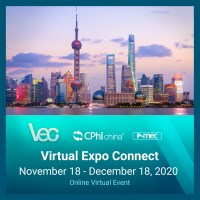 Let's Meet at CPhI China Virtual Expo Connect!