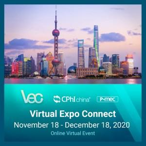 Let's Meet at CPhI China Virtual Expo Connect!