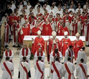 Mapadre wa Kanisa Katoliki