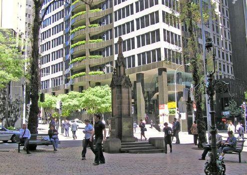 Richard Johnson Square