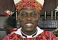 Archbishop Dr Solomon Tilewa Johnson