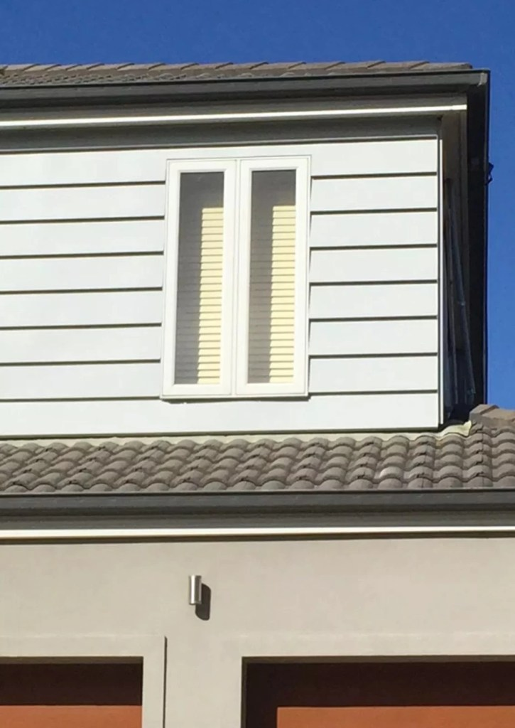 Metal Weatherboards look the business in Berwick    Architectural Cladding Suppliers 725x1024 - Metal Weatherboards