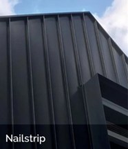 Nailstrip ACS - Metal Weatherboards