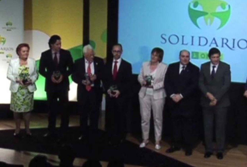 Organización de los Actos Solidarios ONCE