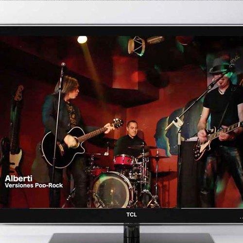 Grabación y edición del Video musical Alberti band