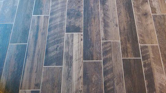 a class floor tile