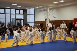 Éveil judo Inter club ACL beaulieu