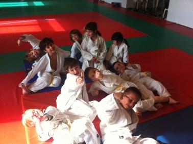 stage judo st aunes 2