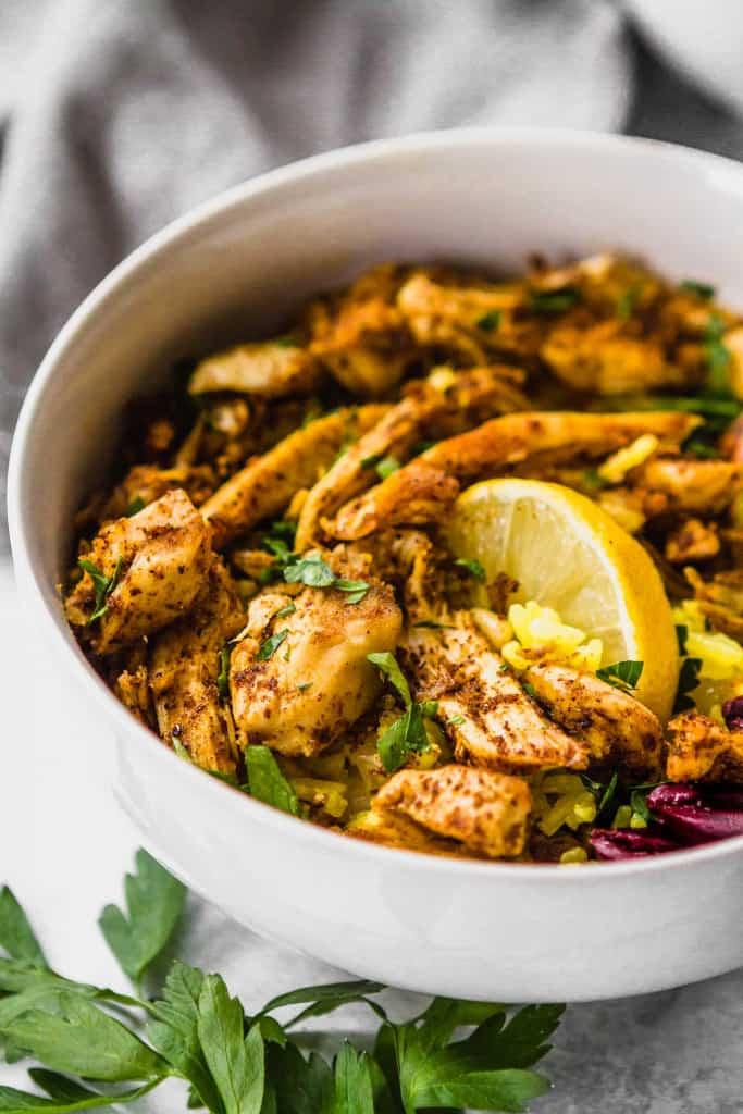 photo Paleo Chicken Crockpot Recipes slow cooker chicken shawarma gluten