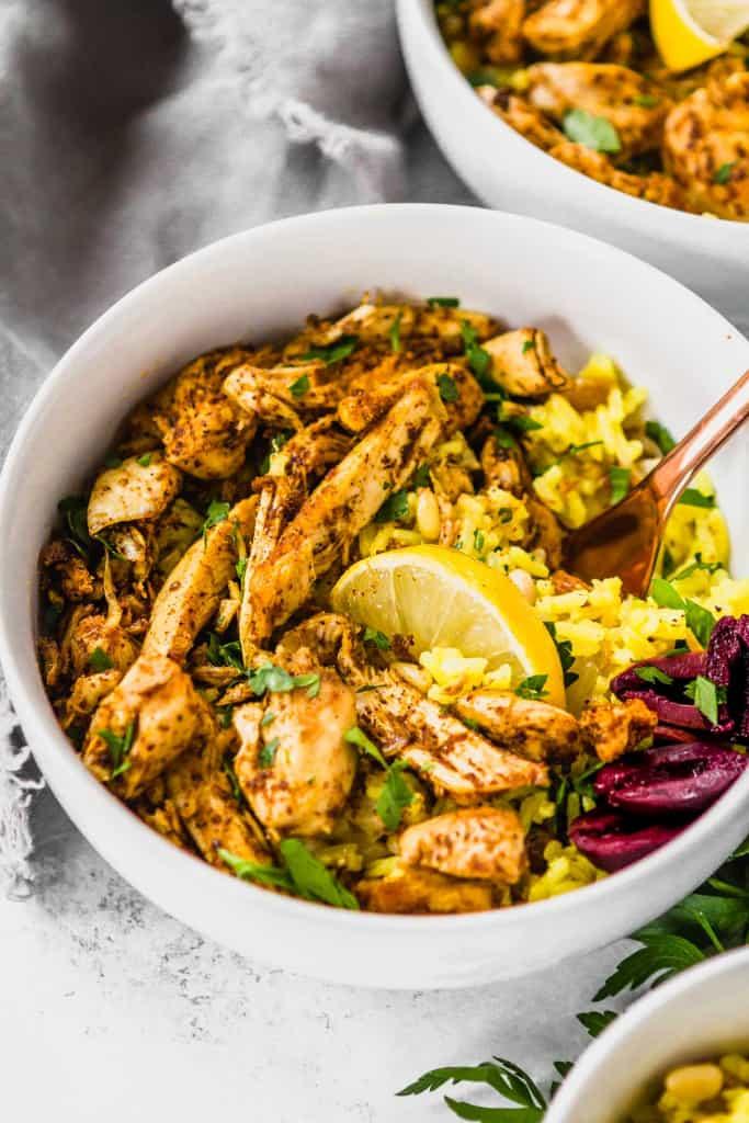 pics Paleo Chicken Crockpot Recipes slow cooker chicken shawarma gluten