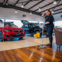 Dealership Cleaning Services