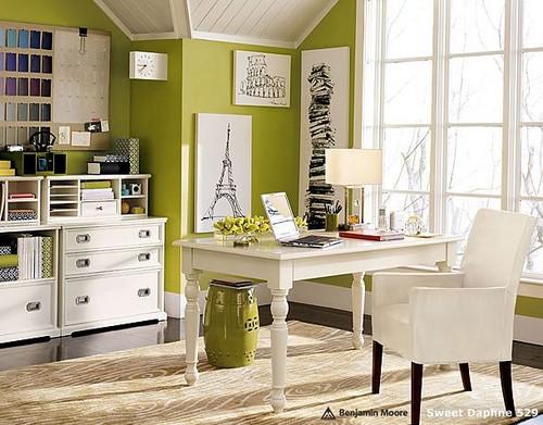 home office design interiors interior-design-ideas-for-home-office-3 - A.Clore Interiors