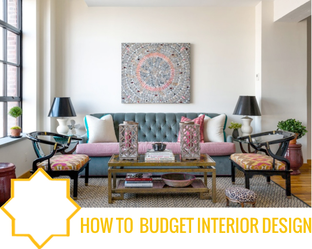 Designing For Your First Home And Budget? It's Easier Than You