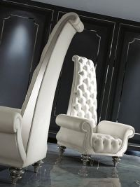 Day 6: High Back Chairs - A.Clore Interiors