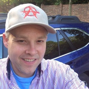Han Vance wearing the A285 Baseball Cap