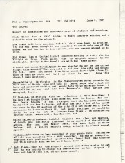 CSCPRC report - June 6th, 1989, page 1
