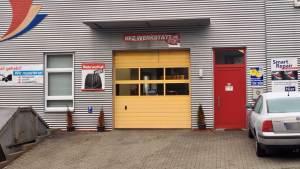 ACM Werkstatt Draussen