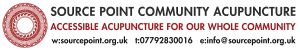 ACMAC clinic Source point acupuncture