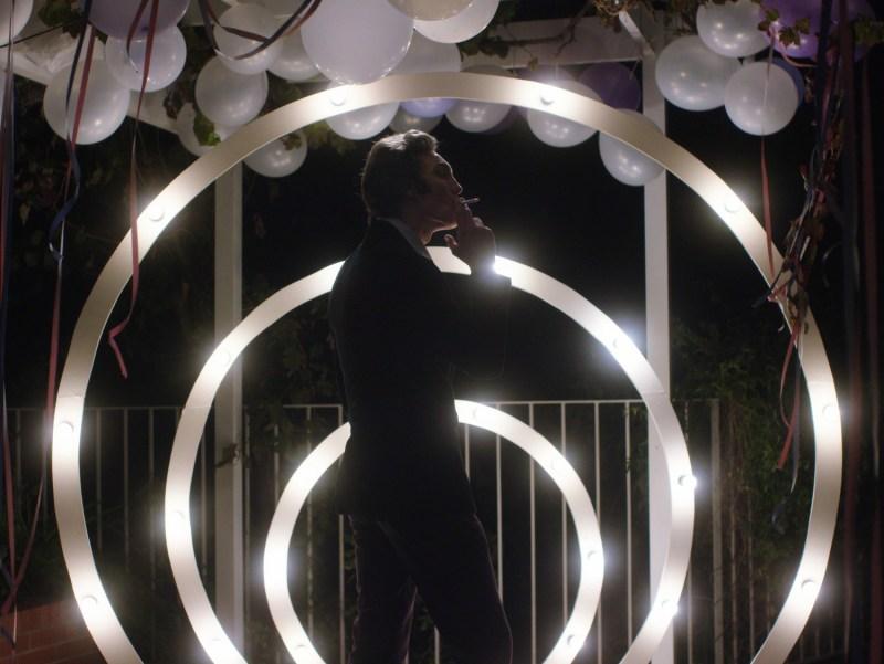 8. A scene from 'Girl Asleep' - DOP Andrew Commis ACS