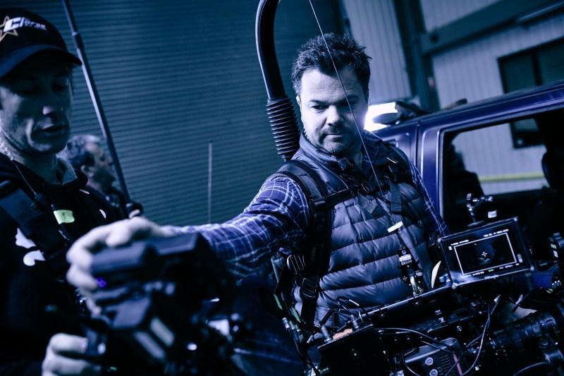 Simon Ozolins ACS filming 'Tomorrow When The War Began' - PHOTO Ambience Entertainment