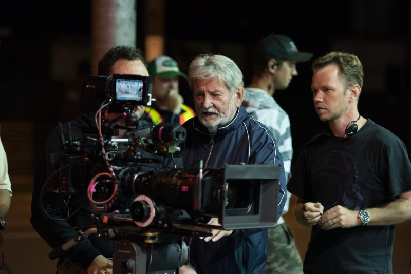 1. Behind the scenes on 'Ali's Wedding' - PHOTO Ben Timony