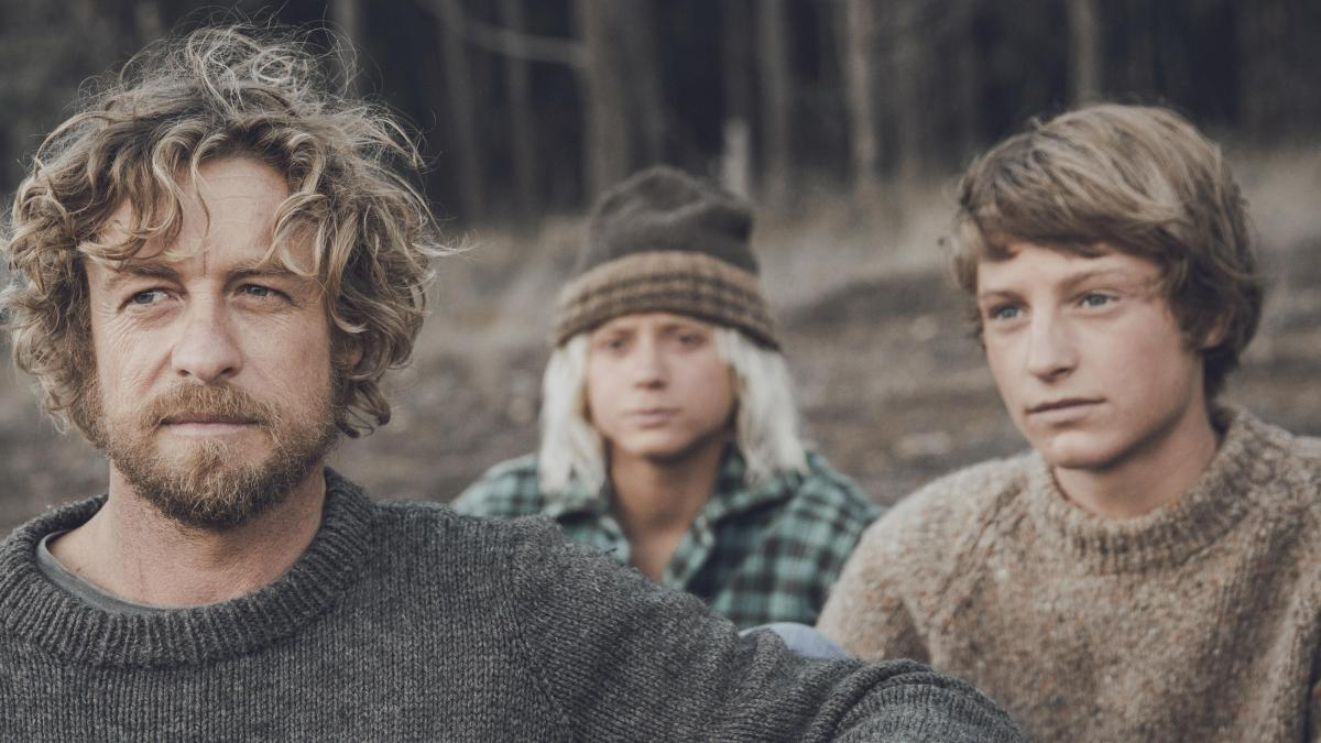 Behind-the-scenes on Simon Baker film 'Breath' with cinematographer Marden Dean
