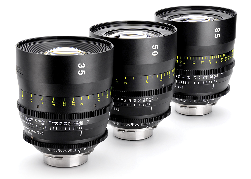 Tokina Cinema Vista Prime Lenses