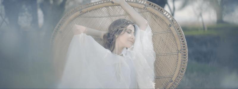 1C. A shot from Nancy Ajram's 'Watar' music video - DOP Dale Alexander Bremner