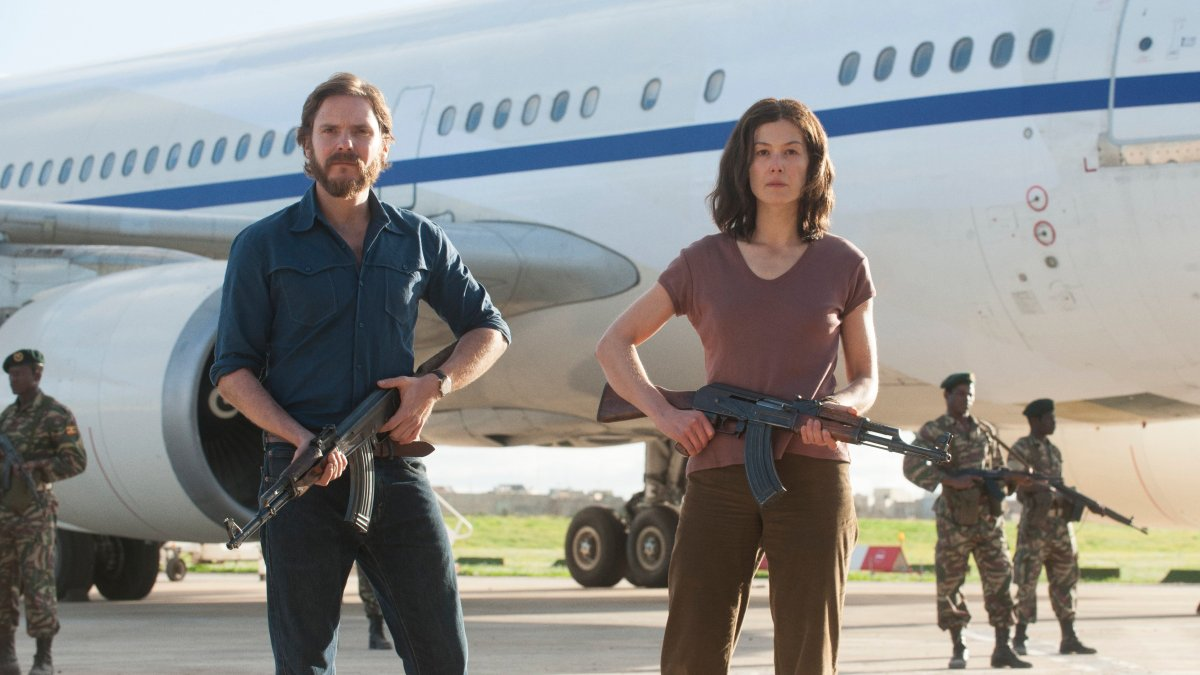 Film Review: Entebbe