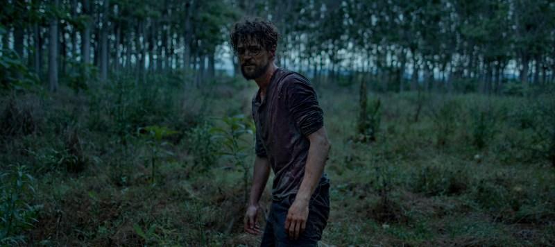 2. A scene from the short film 'Atlas' - DOP Michael Steel