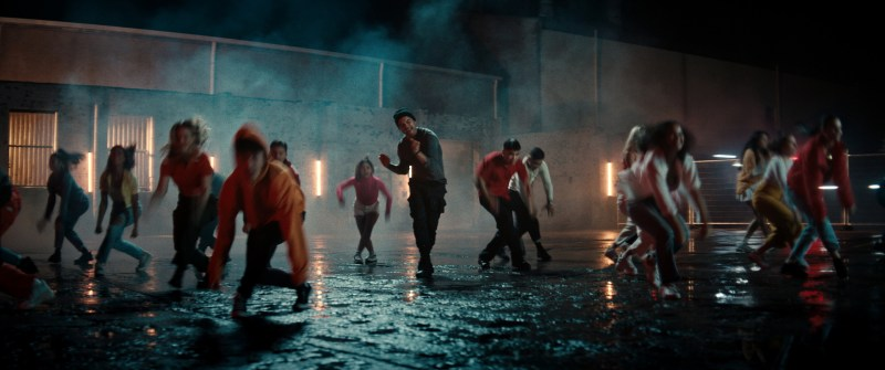 3. A scene from Guy Sebastian's 'Chior' music video - DOP Kieran Fowler NZCS ACS