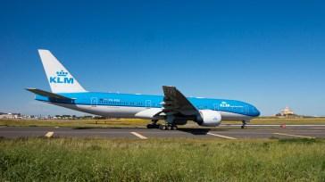 KLM - B777_febr2020