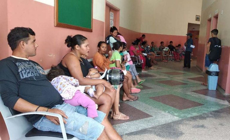 Abaixo assinado denuncia caos em hospital do município de Tarauacá