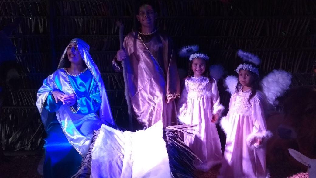 Prefeitura de Tarauacá inaugura decoração natalina