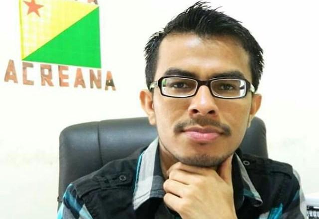 Tarauacaense Isaac Melo é condecorado com a medalha Mário de Andrade pelo IPHAN